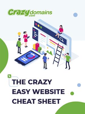 Crazy Easy Website Cheat Sheet